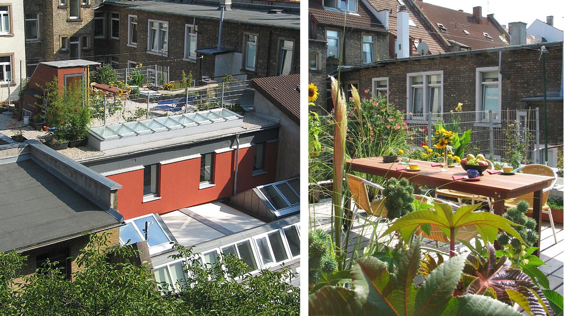 Loft in ehem. Holzlager, Karlsruhe