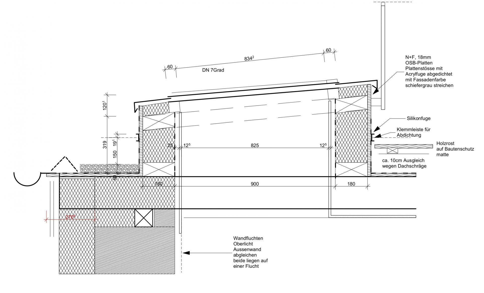 loft in ehemaligen holzlager stadt karlsruhe bisch otteni architekten. Black Bedroom Furniture Sets. Home Design Ideas