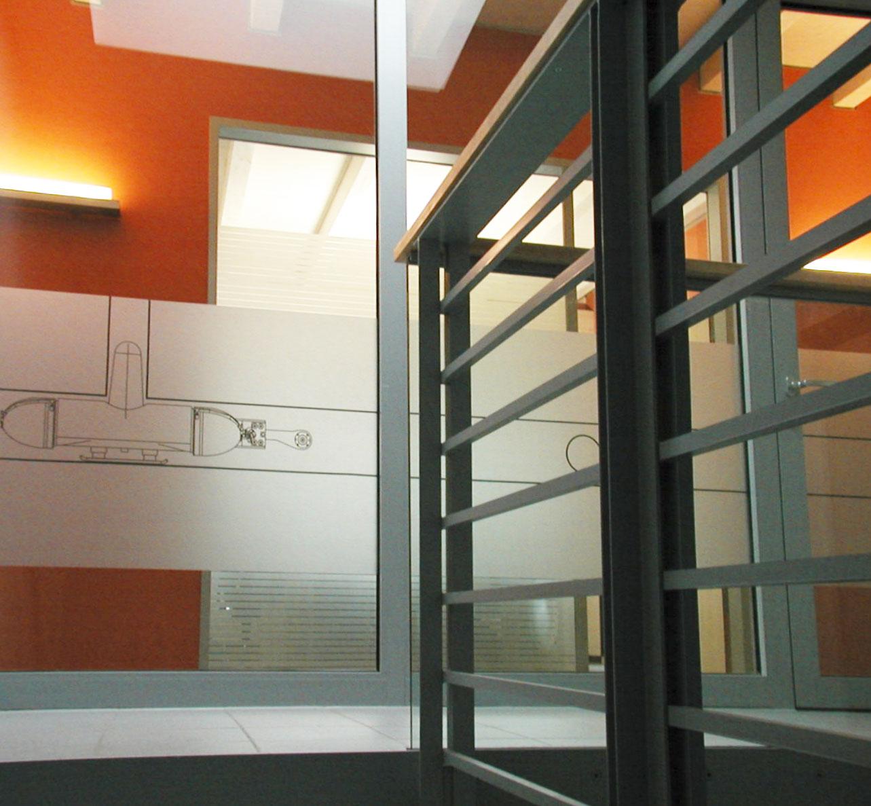 Innenarchitektur für Gewerbeimmobilien