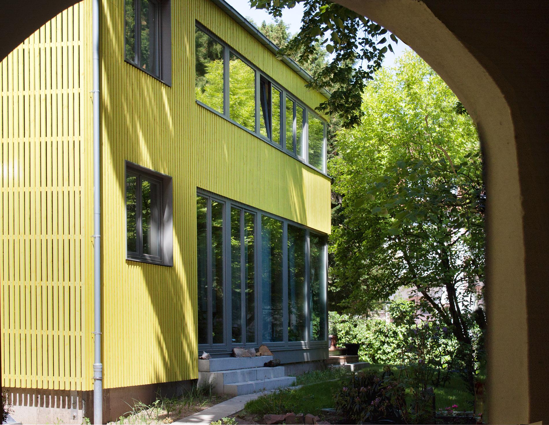 Stadthaus Hinterhaus Karlsruhe