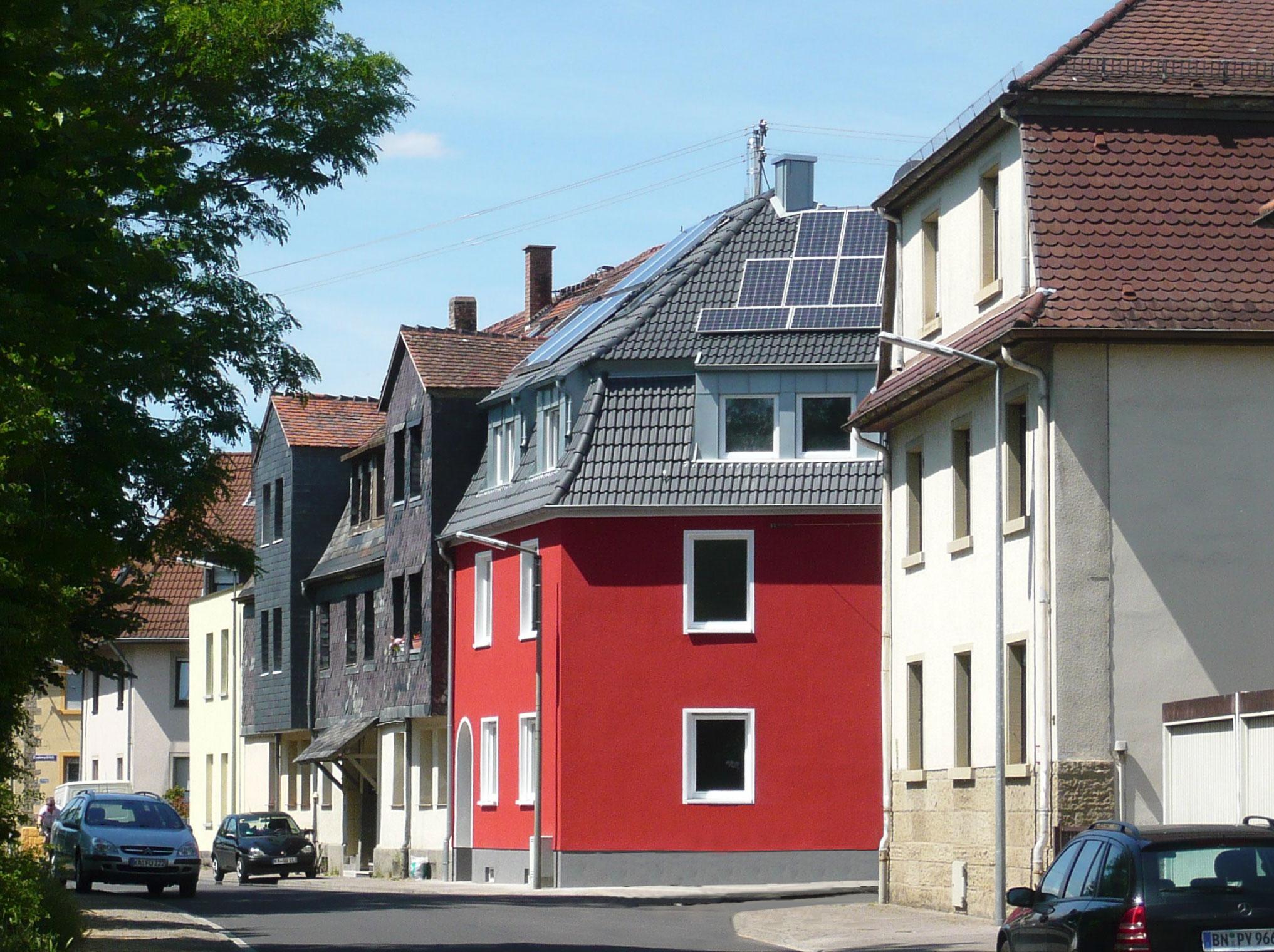 Bestandsbau KfW-Effizienzhaus 85 Karlsruhe